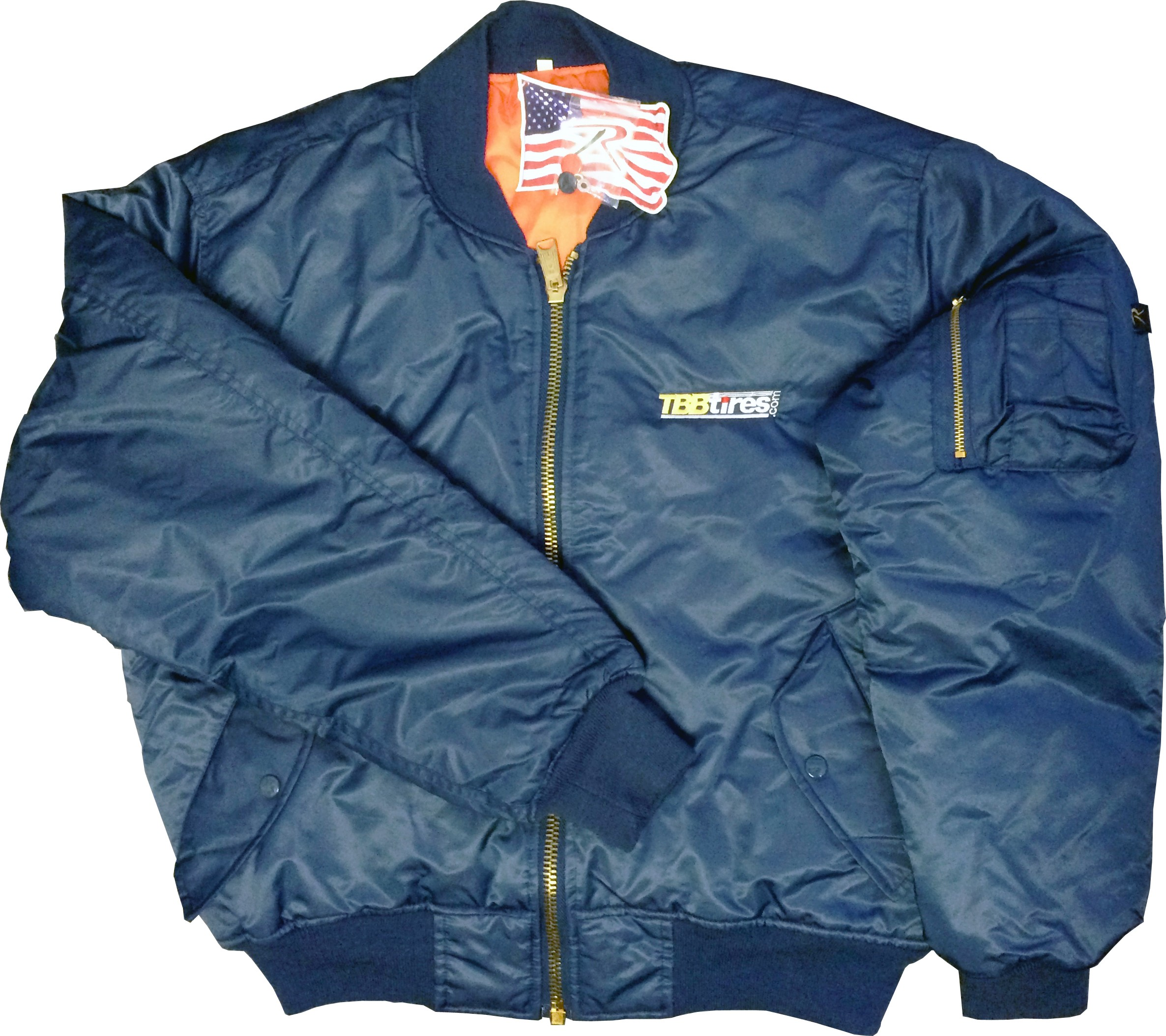Rothco MA-1 Flight Jacket - TBBtires