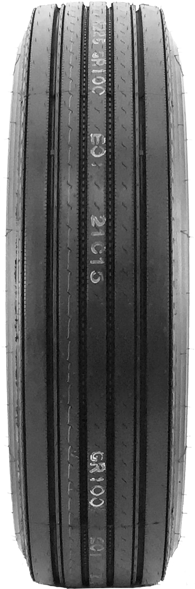 11R24.5-14 GR100 Line-Haul Premium Steering