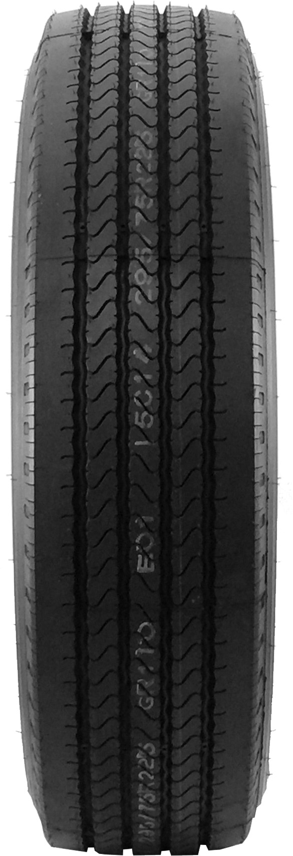 275/70R22.5-16 GR110 All-Position Steering/Trailer