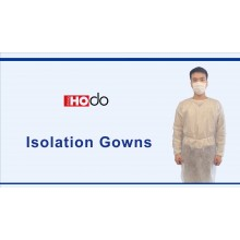 Non-Surgical Isolation Gown HoDo